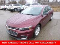 Used 2016 Chevrolet Malibu LS Sedan FWD for Sale in Stow, OH