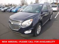 Used 2016 Chevrolet Equinox LT SUV FWD for Sale in Stow, OH