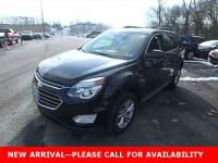 Used 2017 Chevrolet Equinox LT SUV AWD for Sale in Stow, OH