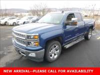 Used 2015 Chevrolet Silverado 1500 LTZ Truck Double Cab 4WD for Sale in Stow, OH