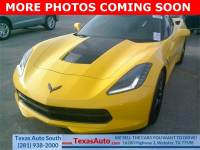 2014 Chevrolet Corvette Stingray Base Rear-wheel Drive