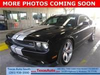 2012 Dodge Challenger SRT8 392 Rear-wheel Drive