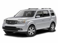 Pre-Owned 2015 Honda Pilot 2WD Touring with DVD Rear Entertainment System and Navigation