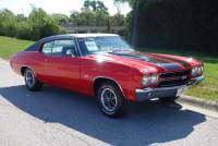 1970 Chevrolet Chevelle -454 WITH 4 SPEED-SS-FRAME OFF RESTO-454-SEE VIDEO-
