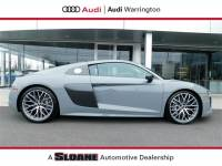 Certified Pre-Owned 2018 Audi R8 5.2 Plus Coupe in Warrington, PA