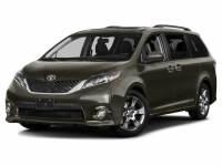 2017 Toyota Sienna SE Premium FWD 8-Passenger