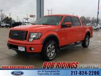 2011 Ford F-150 FX4 Truck SuperCrew Cab V-8 cyl