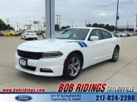 2018 Dodge Charger SXT Plus Sedan V-6 cyl