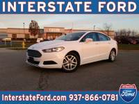 Used 2016 Ford Fusion SE Sedan iVCT in Miamisburg, OH