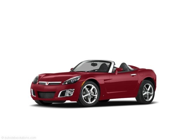 Photo 2009 Saturn Sky Red Line Convertible