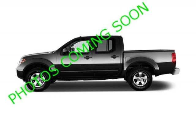 Photo Used 2015 Nissan Frontier SV Pickup