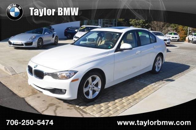 Photo 2013 BMW 3 Series 4dr Sdn 328i RWD in Evans, GA  BMW 3 Series  Taylor BMW