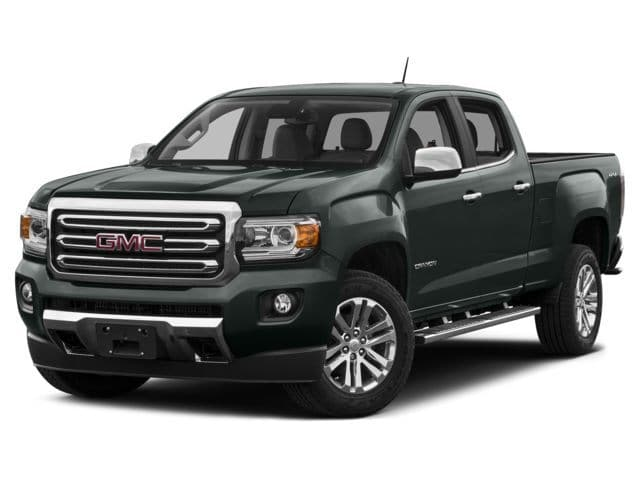 Photo Used 2016 GMC Canyon 2WD SLE 2WD Crew Cab 128.3 SLE For Sale in Seneca, SC