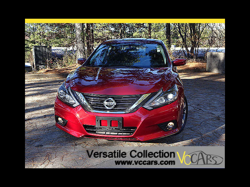 Photo 2016 Nissan Altima SR Sports Pedal Shifters Camera XM BT Alloys