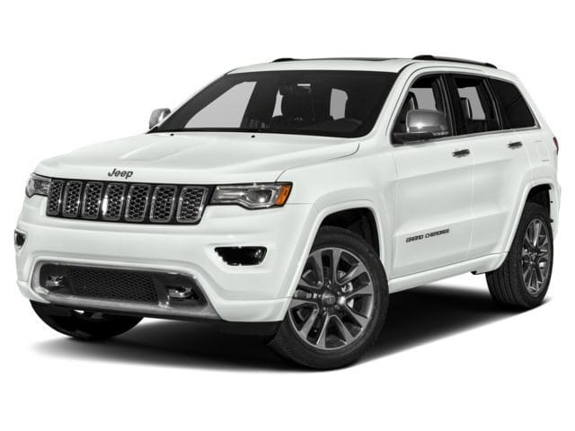 Photo Used 2018 Jeep Grand Cherokee Overland 4x4 SUV for Sale in Beaverton,OR