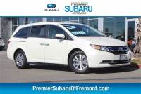 Used 2015 Honda Odyssey EX-L for sale in Fremont, CA