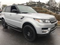 Certified 2014 Land Rover Range Rover Sport HSE 4WD HSE in Greenville SC
