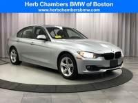 2015 BMW 320i xDrive Sedan near Boston