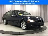2015 BMW 328i xDrive w/SULEV Sedan near Boston