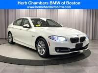 2015 BMW 528i xDrive Sedan near Boston