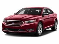 2017 Ford Taurus SEL FWD Sedan V6