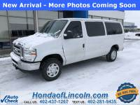 Pre-Owned 2012 Ford E-350SD XL RWD Passenger Van