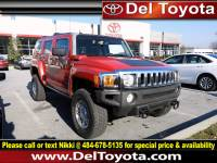 Used 2007 HUMMER H3 SUV For Sale in Thorndale, PA | Near West Chester, Malvern, Coatesville, & Downingtown, PA | VIN: 5GTDN13E978232617