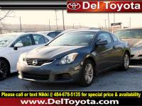 Used 2012 Nissan Altima 2.5 S For Sale in Thorndale, PA   Near West Chester, Malvern, Coatesville, & Downingtown, PA   VIN: 1N4AL2EP4CC137853