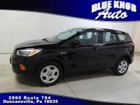 2017 Ford Escape S SUV in Duncansville | Serving Altoona, Ebensburg, Huntingdon, and Hollidaysburg PA