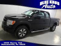 2014 Ford F-150 STX Truck SuperCab Styleside in Duncansville | Serving Altoona, Ebensburg, Huntingdon, and Hollidaysburg PA