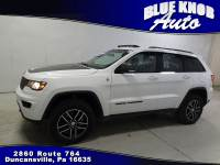 2018 Jeep Grand Cherokee Trailhawk 4x4 SUV in Duncansville   Serving Altoona, Ebensburg, Huntingdon, and Hollidaysburg PA