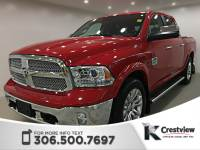 Certified Pre-Owned 2016 Ram 1500 Longhorn Crew Cab EcoDiesel | Sunroof | Navigation | RamBox 4WD Crew Cab Pickup