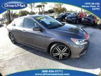 Used 2016 Honda Accord Sport| For Sale in Winter Park, FL | 1HGCR2F58GA095625