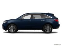Certified 2016 Acura MDX SH-AWD 4dr w/Tech