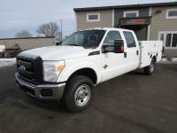 Used 2011 Ford F-350 6.7 4x4 Service Utility truck