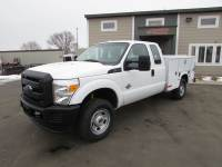 Used 2013 Ford F-350 6.7 4x4 Service Utility Truck