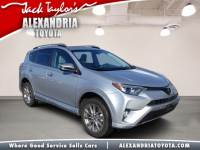 Certified Pre-Owned 2017 Toyota RAV4 Platinum AWD