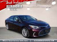 Certified Pre-Owned 2016 Toyota Avalon Limited FWD 4D Sedan