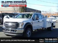 2019 Ford F-450 SD CREW CAB XL 4X4 W/ 11' SERVICE BODY