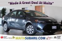 Used 2017 Toyota Corolla L Available in Sacramento CA