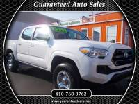 2017 Toyota Tacoma SR5 Double Cab Long Bed I4 6AT 2WD