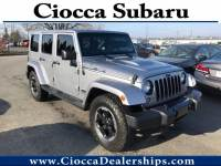 Used 2014 Jeep Wrangler Unlimited Polar Edition For Sale in Allentown, PA