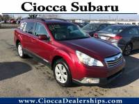Used 2011 Subaru Outback 2.5i Prem For Sale in Allentown, PA