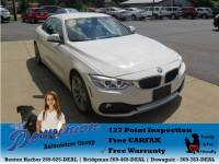 2017 BMW 4-Series 430i SULEV Convertible