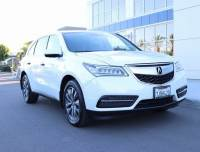 Certified Pre-Owned 2015 Acura MDX 3.5L Technology Package for Sale in Cerritos, CA near Norwalk, CA