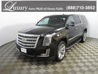 Pre-Owned 2017 CADILLAC Escalade ESV Luxury SUV for Sale in Sioux Falls near Brookings