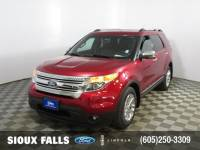 Pre-Owned 2013 Ford Explorer XLT SUV for Sale in Sioux Falls near Brookings