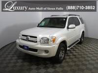 Pre-Owned 2005 Toyota Sequoia Limited V8 SUV for Sale in Sioux Falls near Brookings