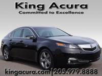 Certified 2014 Acura TL 4dr Sdn Auto 2WD Advance in Hoover, AL