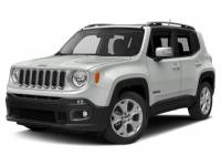 2017 Jeep Renegade Limited 4WD SUV